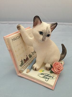 BNIB New Boxed Kitten Tales MOTHER'S DAY #05094 Country Artists