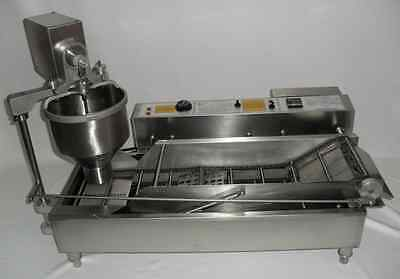 Conveyor Driven Commercial Bench Top Donut Machine
