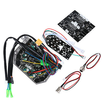 4 Alarm systems Replacement Circuit Motherboard Control Set Balancing Scooter