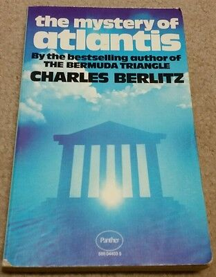 The Mystery of Atlantis by Charles Berlitz (Paperback 1976)