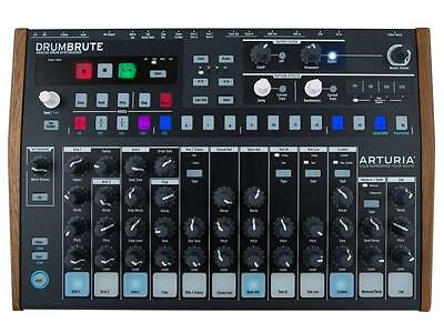 Arturia Drumbrute Synthesizer Di Percussion Analog New Warranty