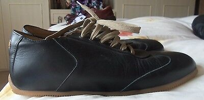 Mens FCUK Navy Lace Ups Shoes /Trainers size 6
