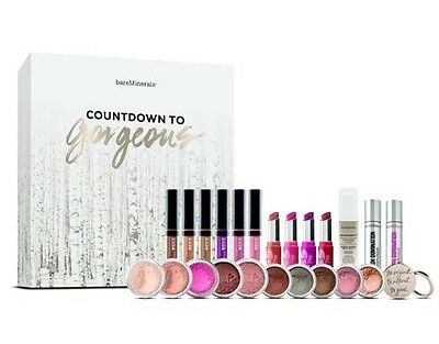 Bare Minerals Countdown to Gorgeous Beauty Advent Calendar 24 doors Mineral Veil