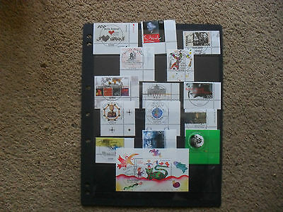 German Stamps Very Fine Use Lot 1
