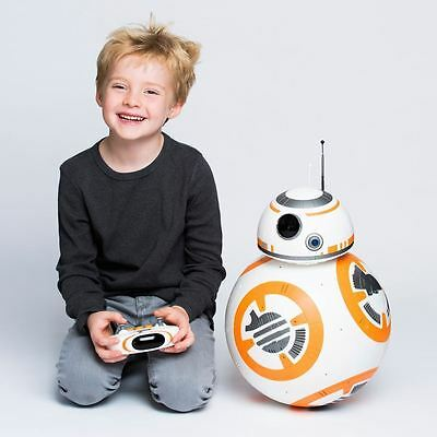 Star Wars U-Command Interactive BB-8 Interactive Droid With Rc BRAND NEW SEALED