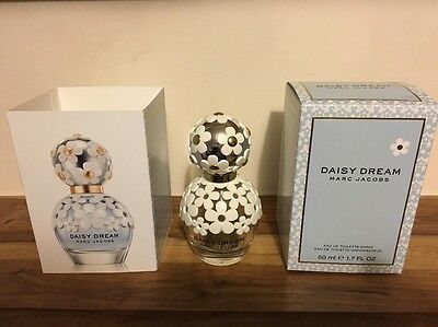Marc Jacobs Daisy Dream Used Perfume Bottle / Collectable