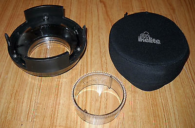 Ikelite FL 6 inch Dome Port for Lenses Up To 3 Inches #5503
