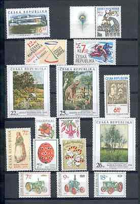 Lot of Stamps 2005 MNH**