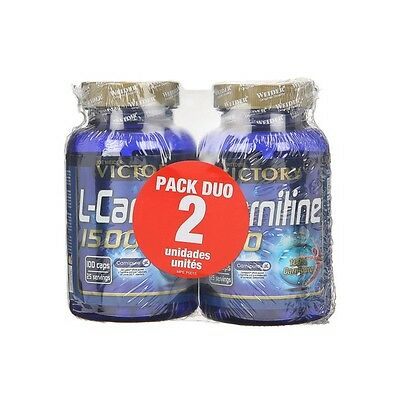 VICTORY  L-Carnitine 1500 Pack Duo