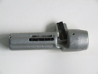 """UTC Model SST-500A 1/2"""" Cable Stripper Stripping Tool Used"""