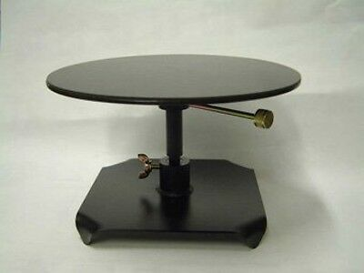 Bonsai for care work table rotating table from Japan 23cm,heigh13cm