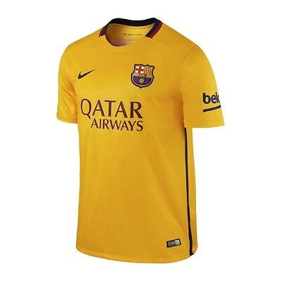 NIKE Maillot Football Replica 2015/2016 FC Barcelone Extérieur Homme