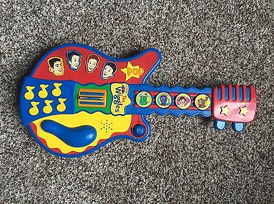 The Wiggles Singing Wiggles Guitar
