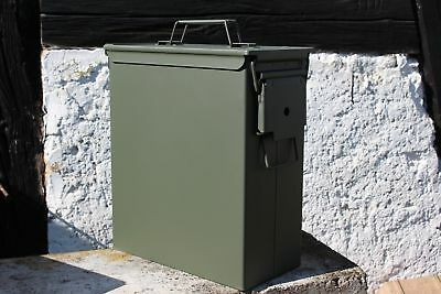 US Munitionskiste Munikiste Transportkiste US Ammo Box Cal 50 Large PA 60 Neu MF
