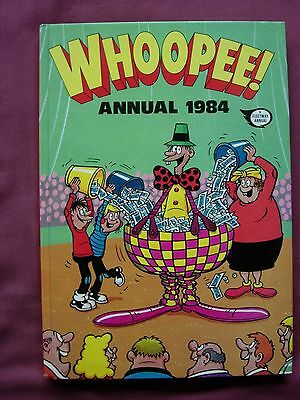 Whoopee! Annual 1984 Unclipped Fleetway VFN