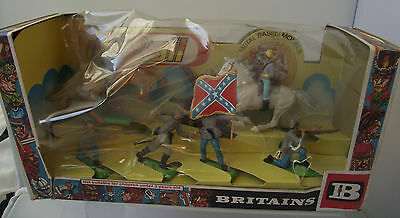 Britains Deetail 7425 Confederate Forces Boxed American Civil War Soldiers