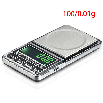 USB Electronic Pocket Mini Digital Jewellery Weighing Scales 0.01G to 1000Grams