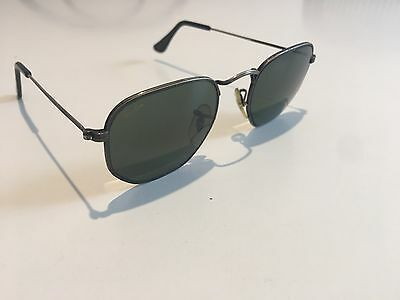 Vintage Ray Ban B&L Classic Collection III Antique Bronze W0973 Aviator USA