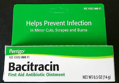 Bacitracin  First Aid Antibiotic Ointment 14g