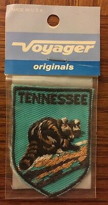 Voyager Tennessee -State Souvenir Travel Patch - New