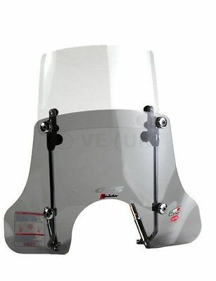 Faco Twin Screen Vespa GTS / GT 125 200 250 300 Adjustable Tween Wind Shield