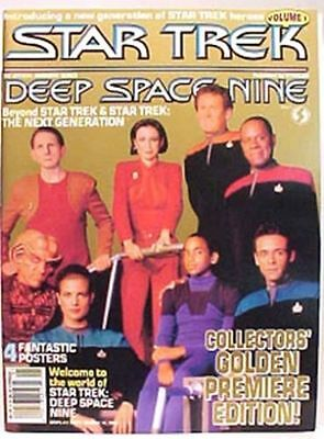 Star Trek Deep Space Nine Official Magazine - Complete Collection #1-#25