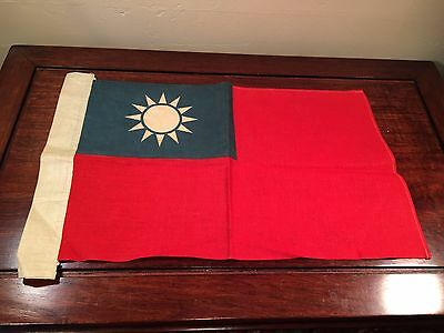 WWII Period Chinese Flag