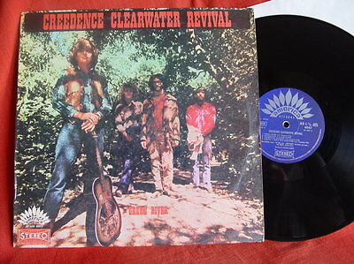 Creedence Clearwater Revival –  Green RIVER -   1st Press France