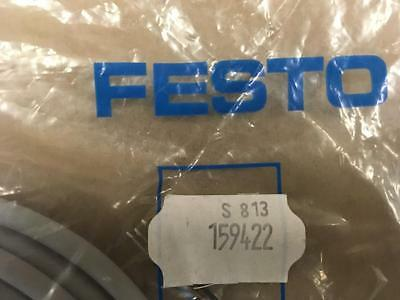 Festo 159422 Cable Connector 2.8 Amp 2.5m