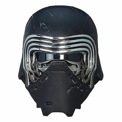 Star Wars The Black Series Kylo Ren Voice Changer Helmet * Rare Costume Mask