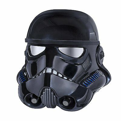 Star Wars The Black Series Shadow Trooper Electronic Helmet - Voice changing
