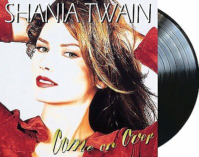 Shania Twain - Come On Over - Sealed Double Vinyl LP