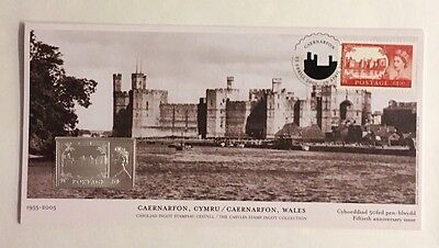 Royal Mail The Castles Stamp Ingot Collection & First Day Covers ( x3 Ingots)