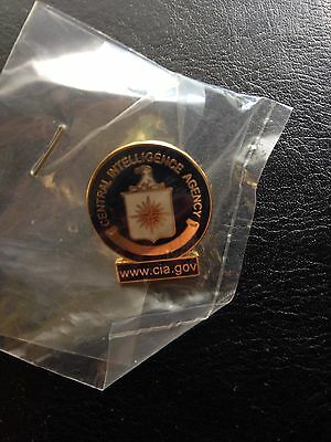 Central Intelligence Agency Lapel Pin