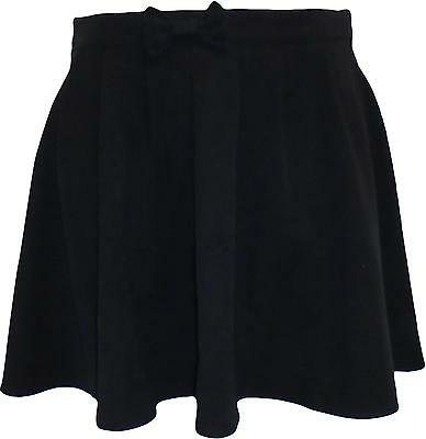 USED Girls George Navy School Skirt Size 6-7 Years (P.L)