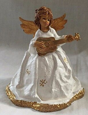 Angel Christmas Tree Topper - Made In Italy