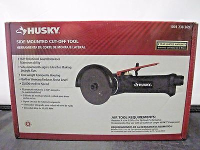 Husky H4250 Side Mounted Cut-Off Tool NEW FREE SHIPPING (2)