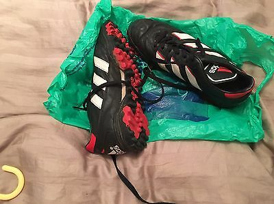 adidas astro turf boots Size 6