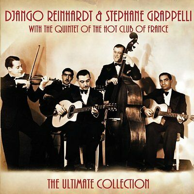 Stephane Grapelli-The Ultimate Collection  CD NEU