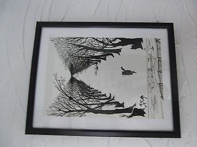 The Cat That Walked By Itself - Rudyard Kipling Framed Picture