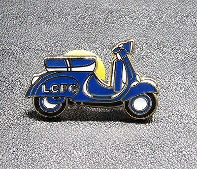 Leicester City.⚽️⚽️.lcfc Mods...football Pin Badge..⚽️⚽️