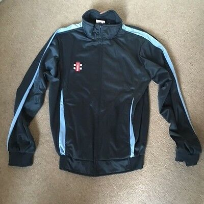 "Gray Nicolls ""Cover Point"" Track Jacket  - Cricket/Leisurewear Size XS"