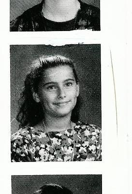 NELLY FURTADO School Yearbook