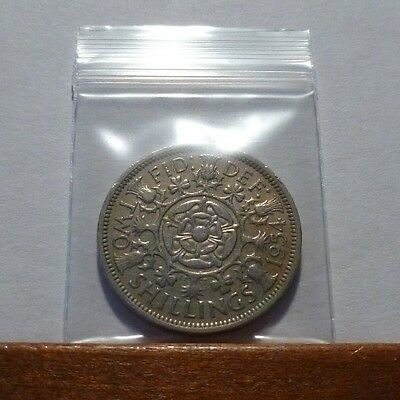 FLORIN / 2 SHILLING - 1954 - Great Britain