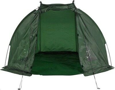 Ultra Fishing Bivvy / Day Shelter  With Groundsheet Carp Fishing Brolly