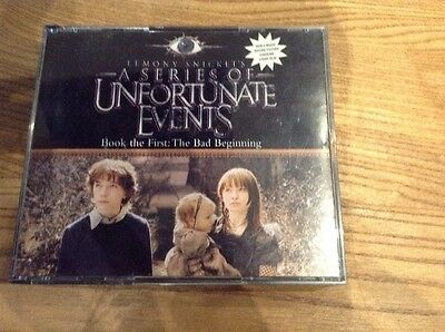 Audio Cd  Lemony Snicket A Series Of Unfortunate Events