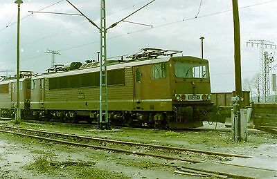 GERMAN RAILWAY DB/DR LOCO COLOR 35mm NEGATIVES TWENTY.DIESELS/ELECTRIC..(2)