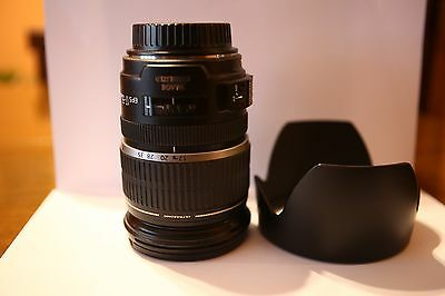 Canon 17-55 f/2.8 IS USM aps-c