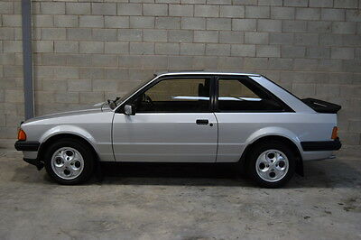 1982 Ford Escort XR3, Phenomenal Example With Just 25739 Miles...Stunning!