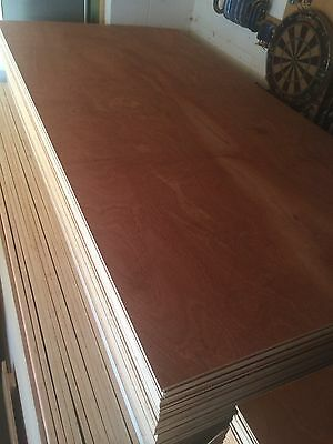 New , Plywood , 9 Mm 8x4 , Hardwood Faced , Ply